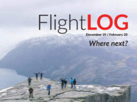 Breac.House features in Loganair Inflight Magazine