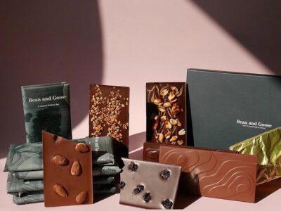 Extraordinary coffee and chocolate