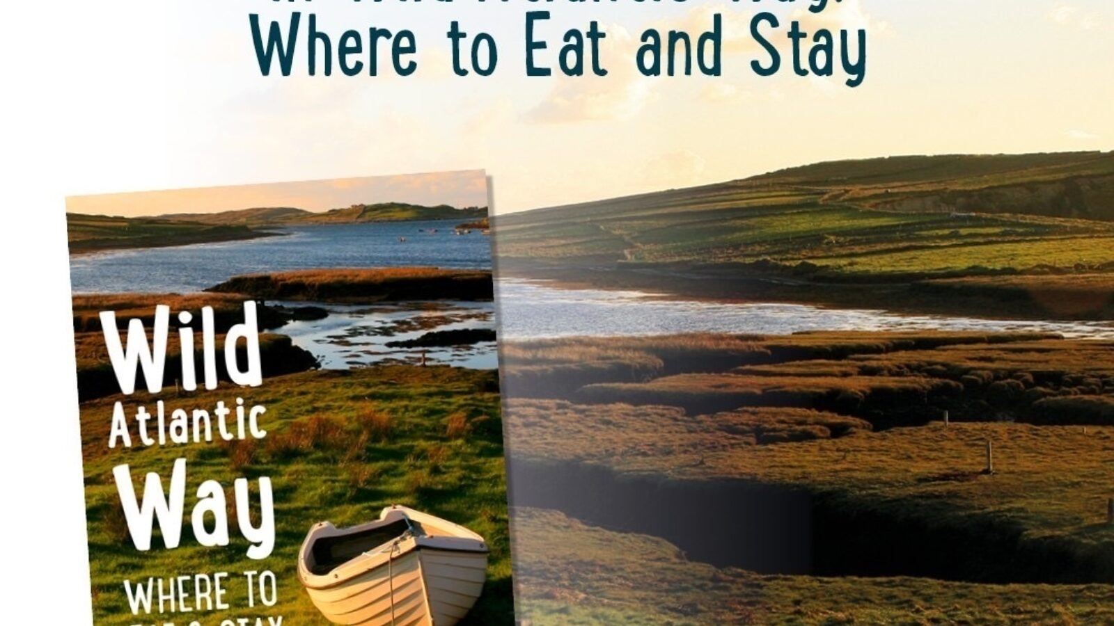 Breac.House in new McKenna Wild Atlantic Way Guide