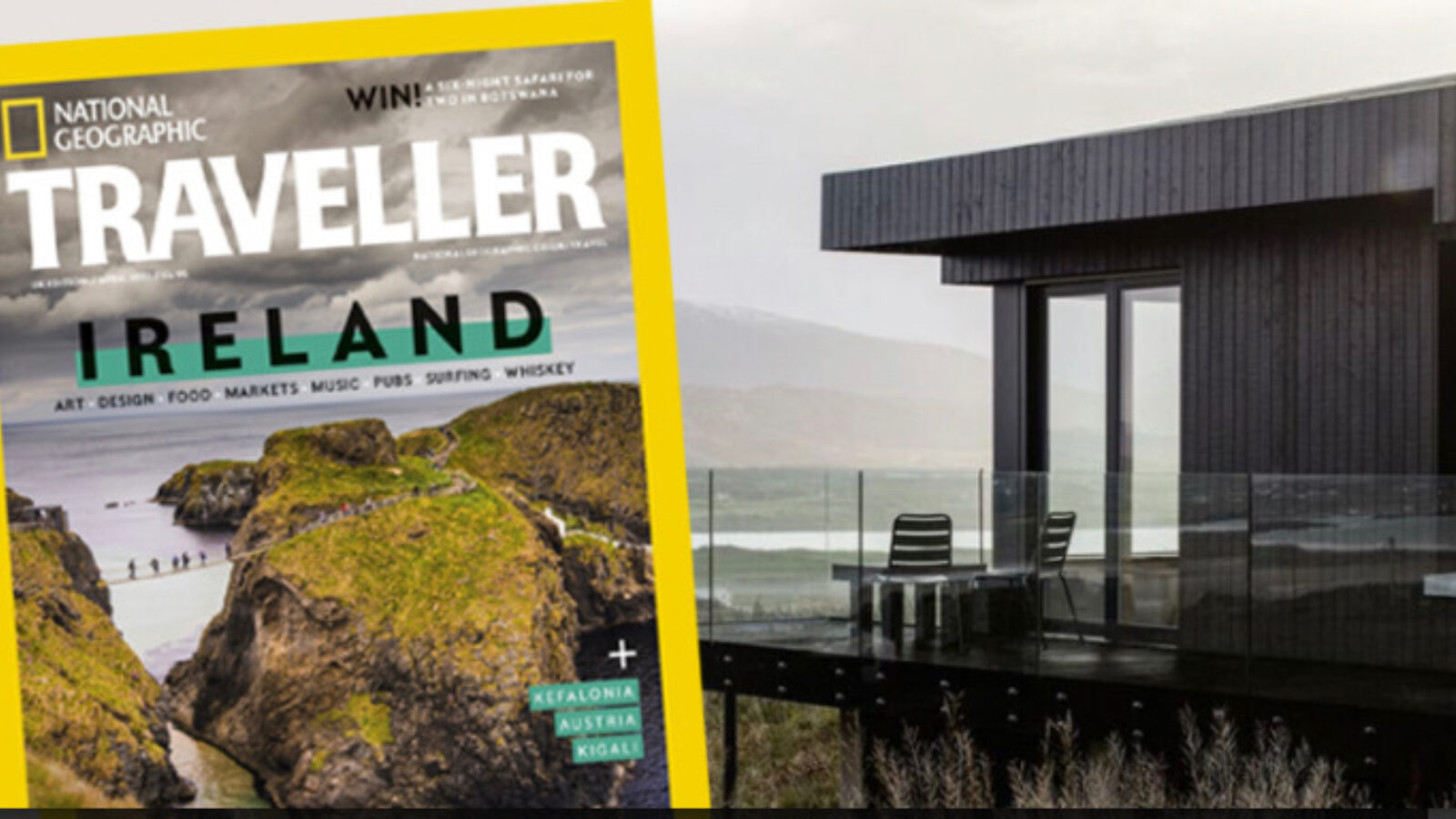 Breac.House features in National Geographic Traveller