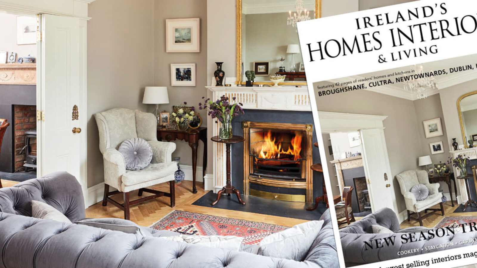 Our Headland Hideaway appears in IHIL magazine