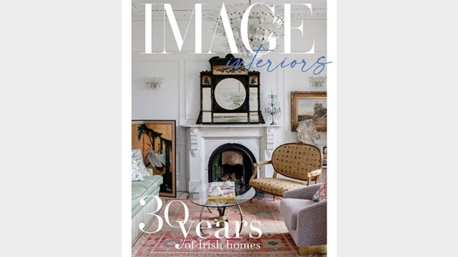 Breac.House features in 30 years, 30 Rooms Image Interiors Anniversary Issue